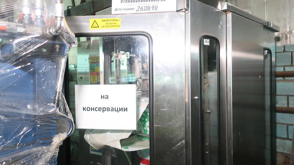Автомат розлива молока в пакет Finnpack Elecster 2500