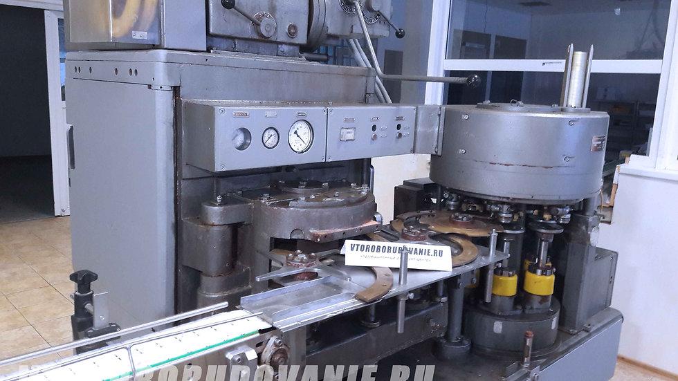 Б4-КЗК-84 - Вакуумная закаточная машина