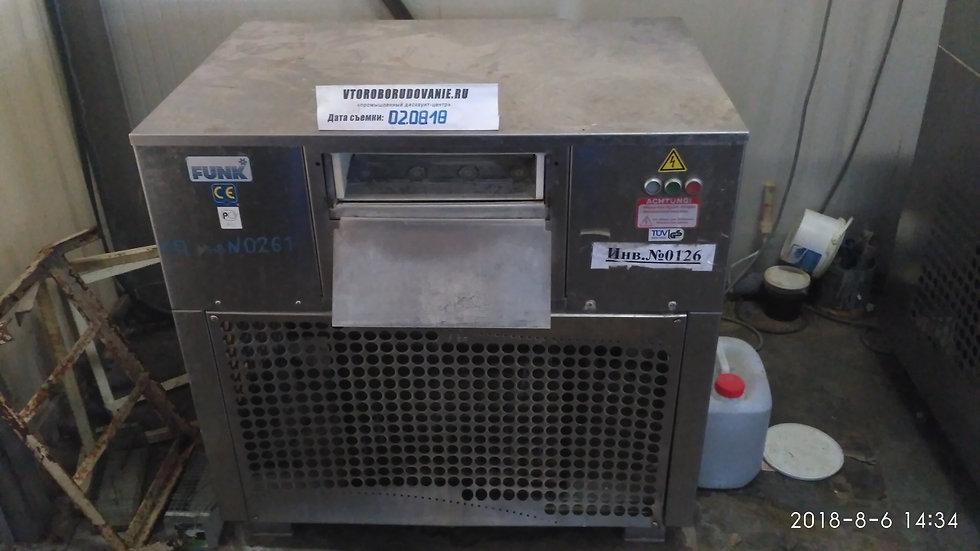 Льдогенератор чешуйчатого льда F 800