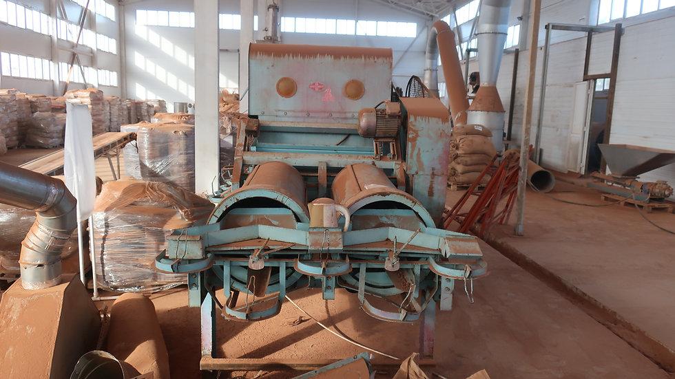 Зерноочистительная машина «Петкус Гигант» К 531