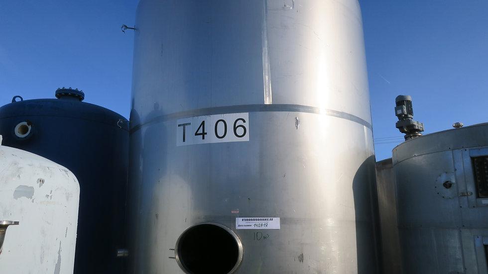 Емкость термос 10 м³