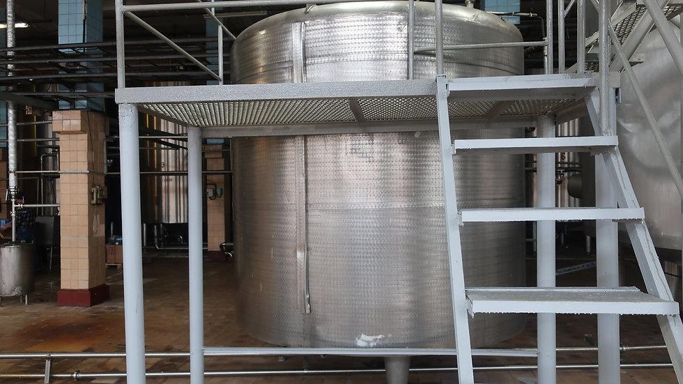 Резервуар Я1-осв 10 - 10 м³
