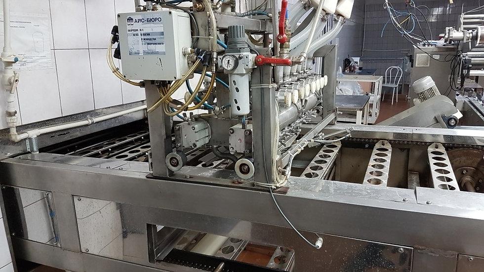 Линия производства мороженого 52,000 штук в смену