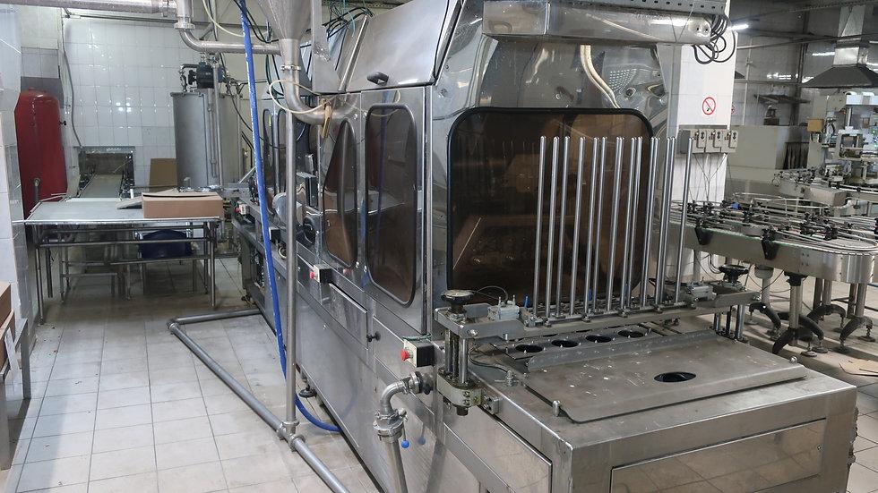 Автомат фасовки в стаканчик Паст-Пак 4 Л