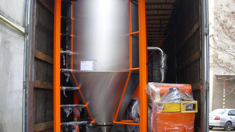 Распылительная сушильная установка 35 кг\час Украина
