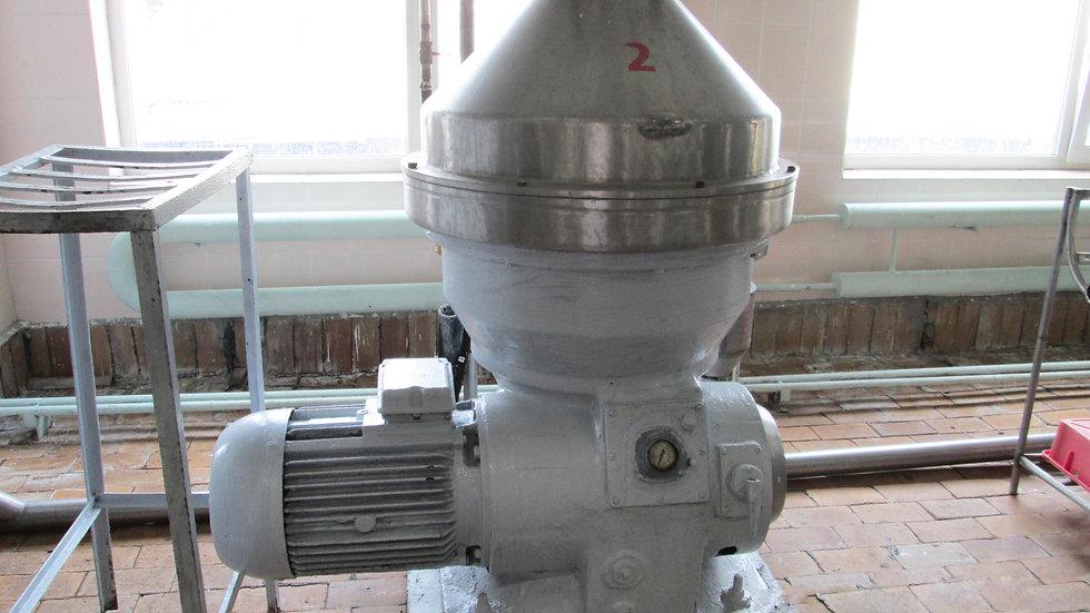 Сепаратор-сливкоотделитель Ж5-ох-2С