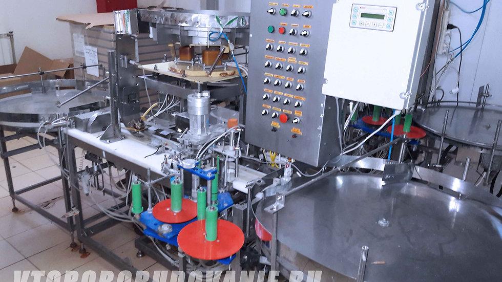 Автомат фасовки в банку 25мл