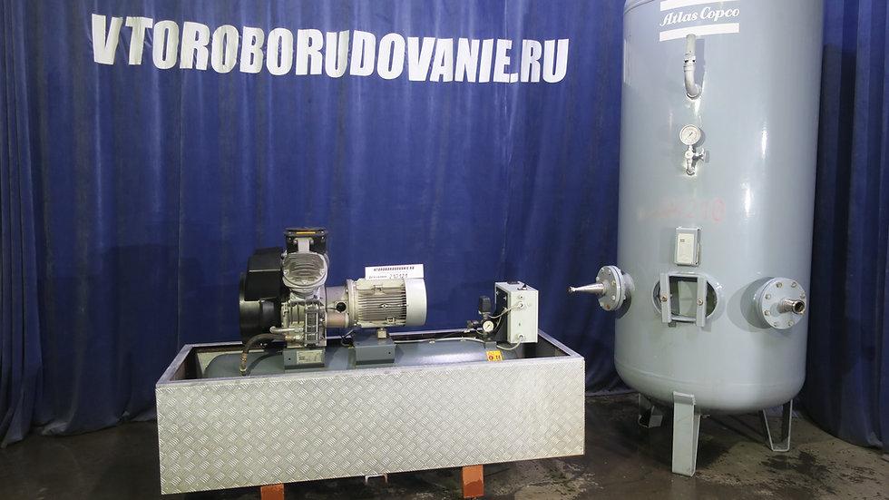 Поршневой безмасляный компрессор Atlas Copco LF 10-10UV