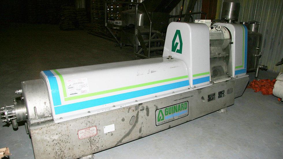 Декантерная центрифуга GEA