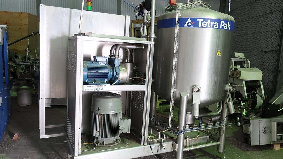 Машина восстановления молока tetra almix 10