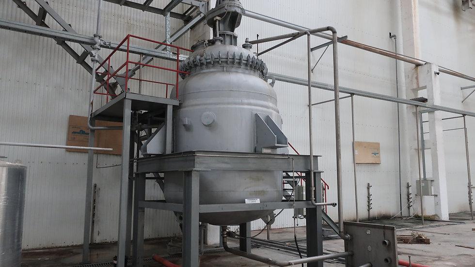 Реактор сироповарочный- эмалированный 10 м