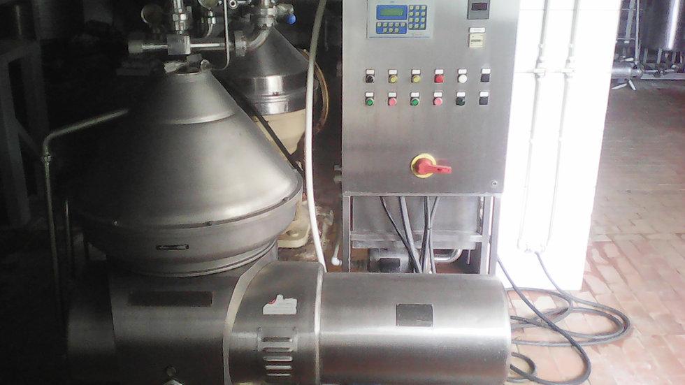 Бактофуга Andritz Frautech (Италия) CA 70 D