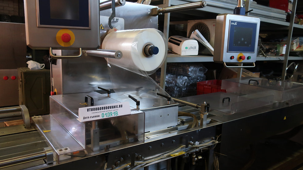 Термоформер CFS под колбасы
