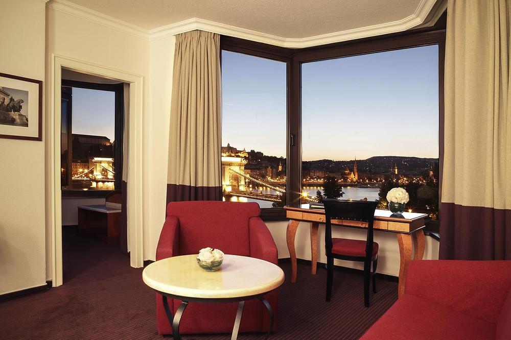 מלון 5 כוכבים Sofitel Budapest Chain Bridge
