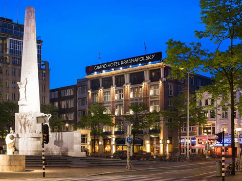 אמסטרדם- מלונות מומלצים לפי אזורים