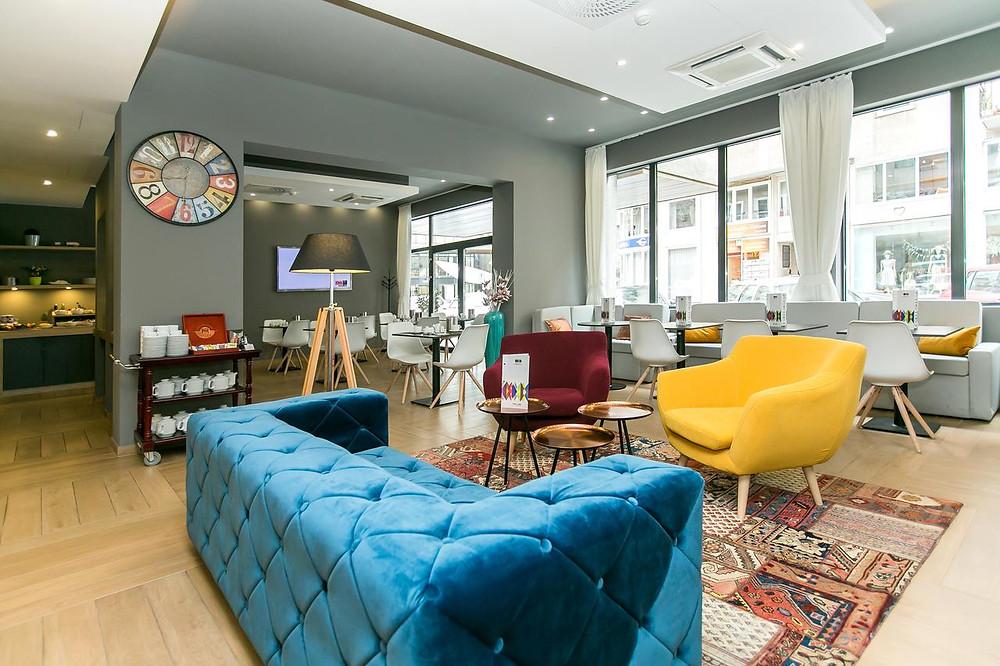 מלון 3 כוכבים-  Roombach Hotel Budapest Center