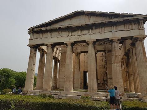 טיול באתונה - חמישה ימים של אטרקציות, מסעדות, היסטוריה וחיי לילה