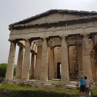 אתונה - מידע למטייל