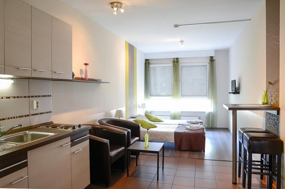מלון 3 כוכבים -  K9 Residence