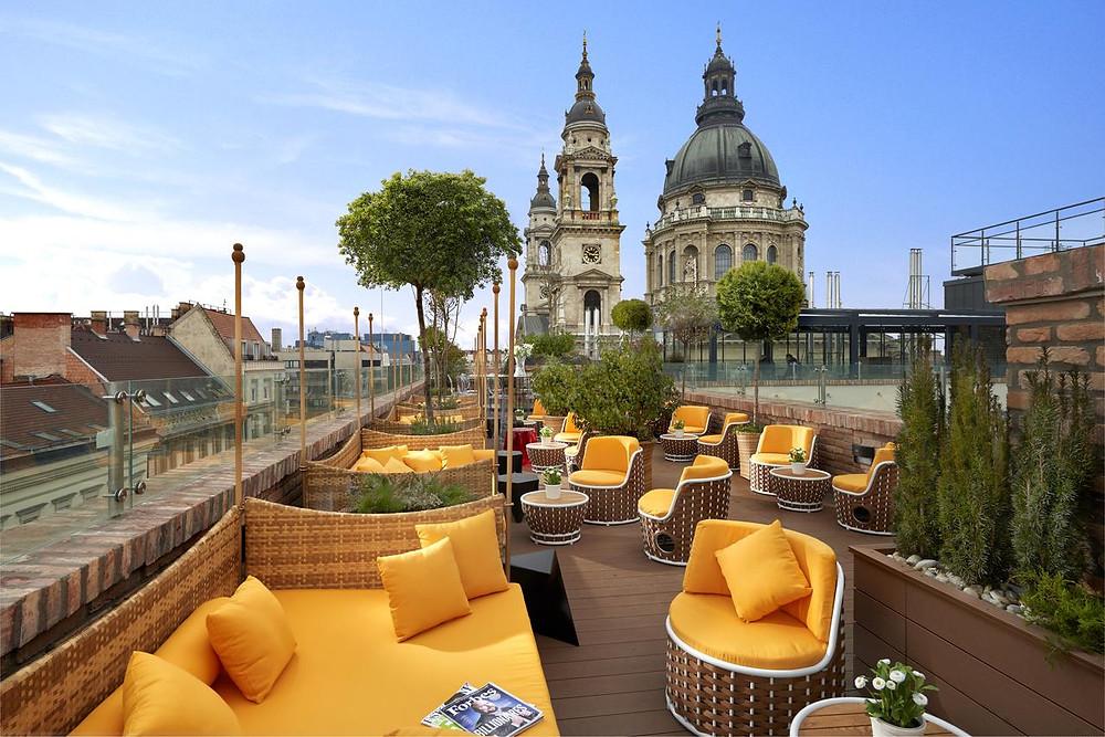 מלון 5 כוכבים- Aria Hotel Budapest by Library Hotel Collection