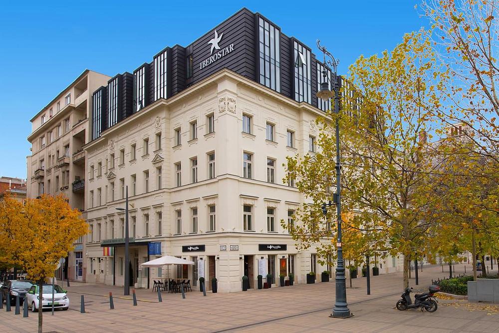 מלון 5 כוכבים - Iberostar Grand Budapest