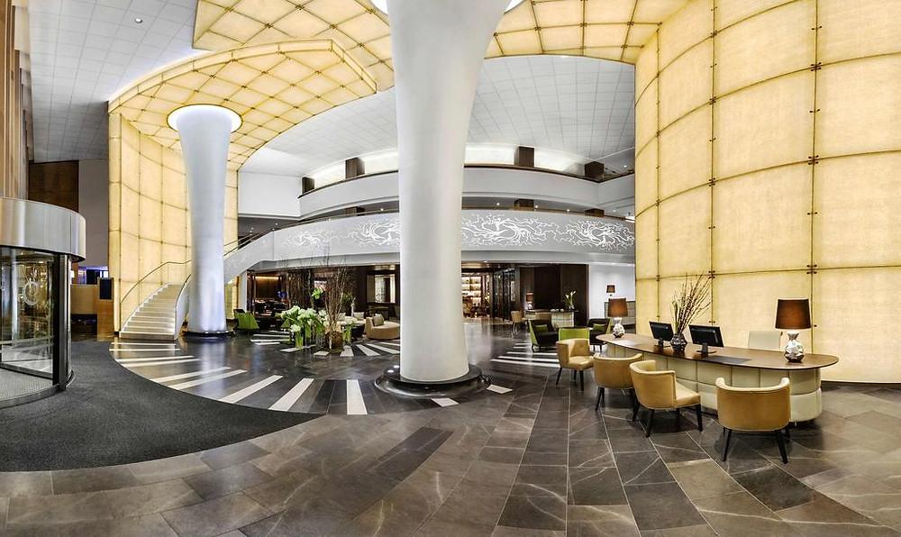 מלון 5 כוכבים - Kempinski Hotel Corvinus Budapest