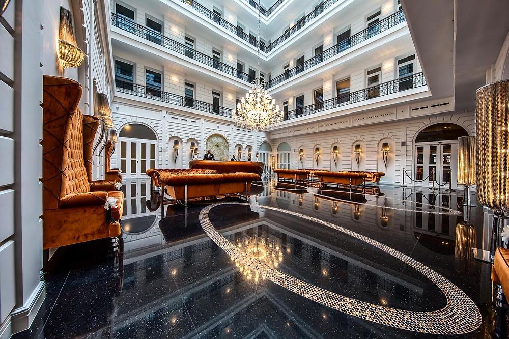 מלון 4 כוכבים - Prestige Hotel Budapest
