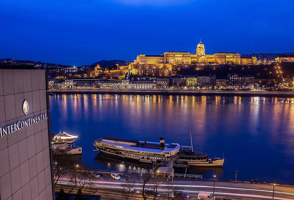 מלון 5 כוכבים  Inter Continental Budapest