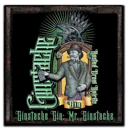 Ginstache Gin Mr Ginstache.png