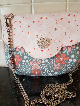 Quilted Summer Bag