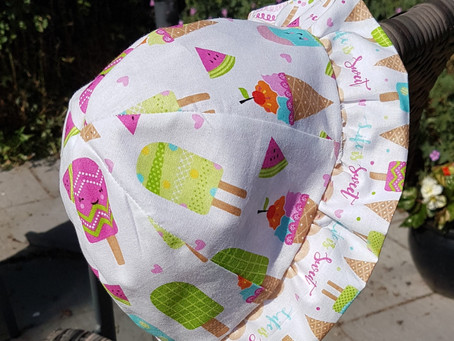 Childs Sunhat Tutoral