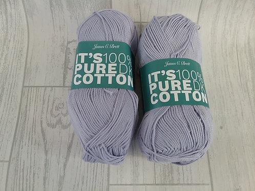 James Brett Pure DK Cotton