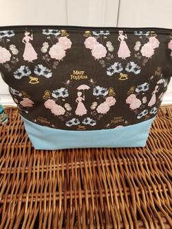 Mary Poppins Make Up Bag