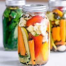 Les bienfaits des pickles