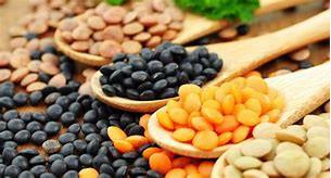 Les avantages des légumes secs ou des légumineuses.