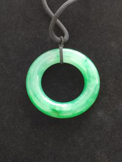 Hoop Natural Jadeite (Type A)