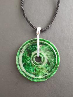 Disc Natural Jadeite (Type A)
