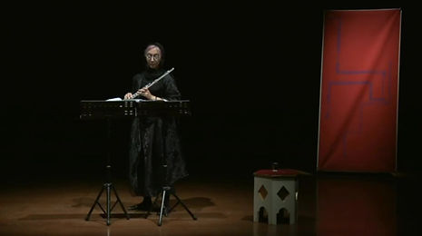 Amin Sharifi, Monologue for the Loneliness of the Composer II