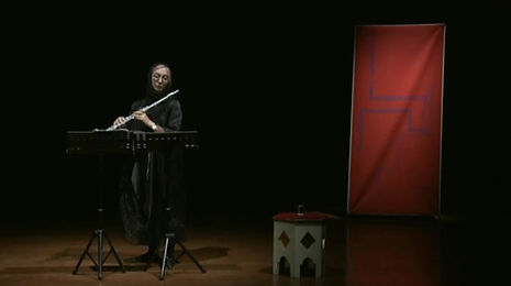 Alireza Mashayekhi, A la Recherche du Temps Perdu