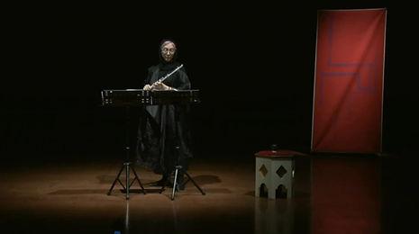Rouzbeh Rafie: The Sleepwalker Sonnet