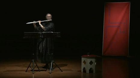 Alex Gorji, Solo for Flute