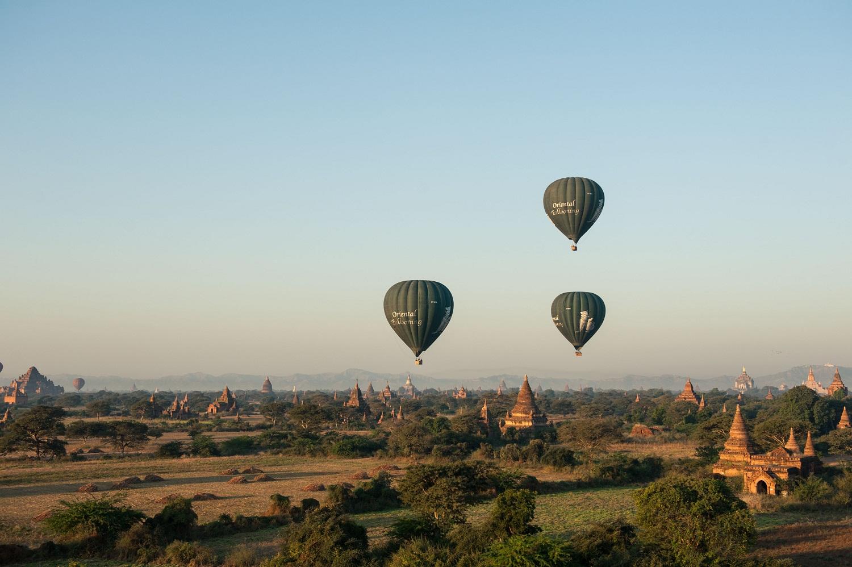 Oriental Ballooning