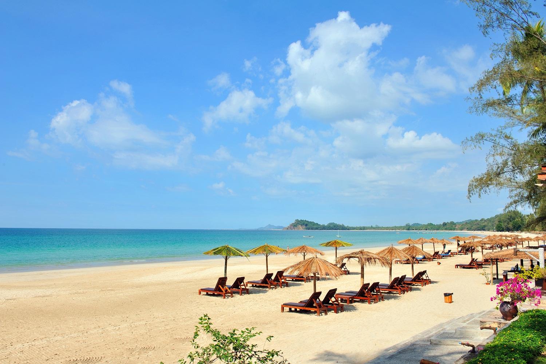 Amata Resort & Spa, Ngapali Beach