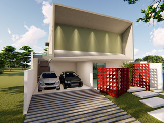 residência MRC