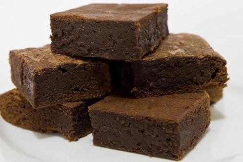 Jumbo Homemade Brownie
