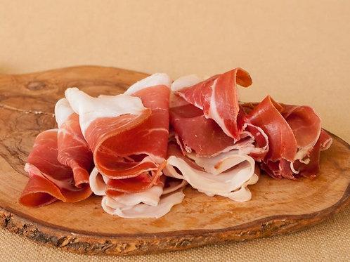 Prosciutto & Mozzarella Ravioli - 1lb.