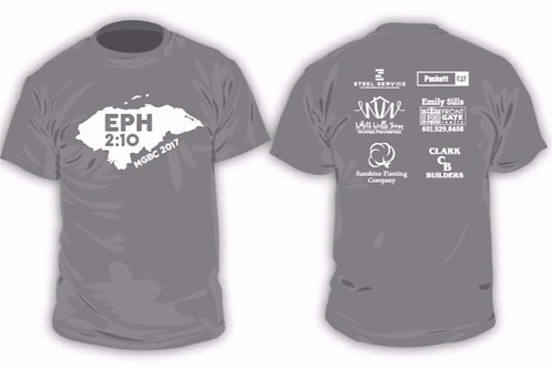 Honduras Mission Shirt
