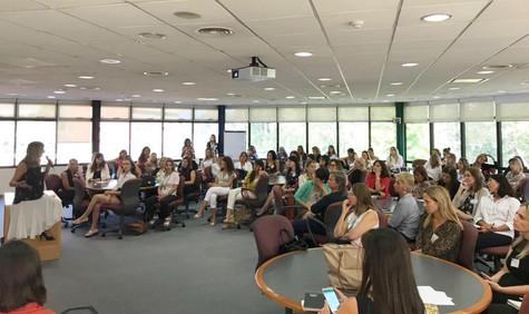 Workshop sobre mujeres en emprendedurismo e innovación