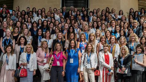 Mujeres en puestos de decisión
