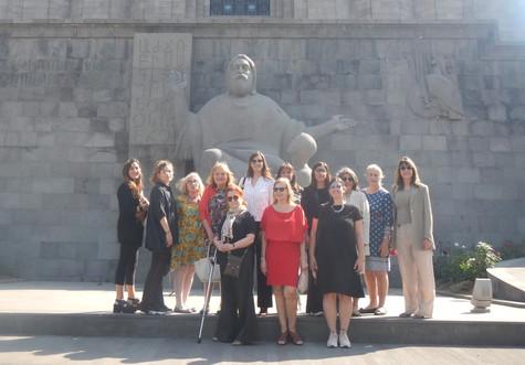 #MisiónArmenia Día 3: Historia y Parlamento